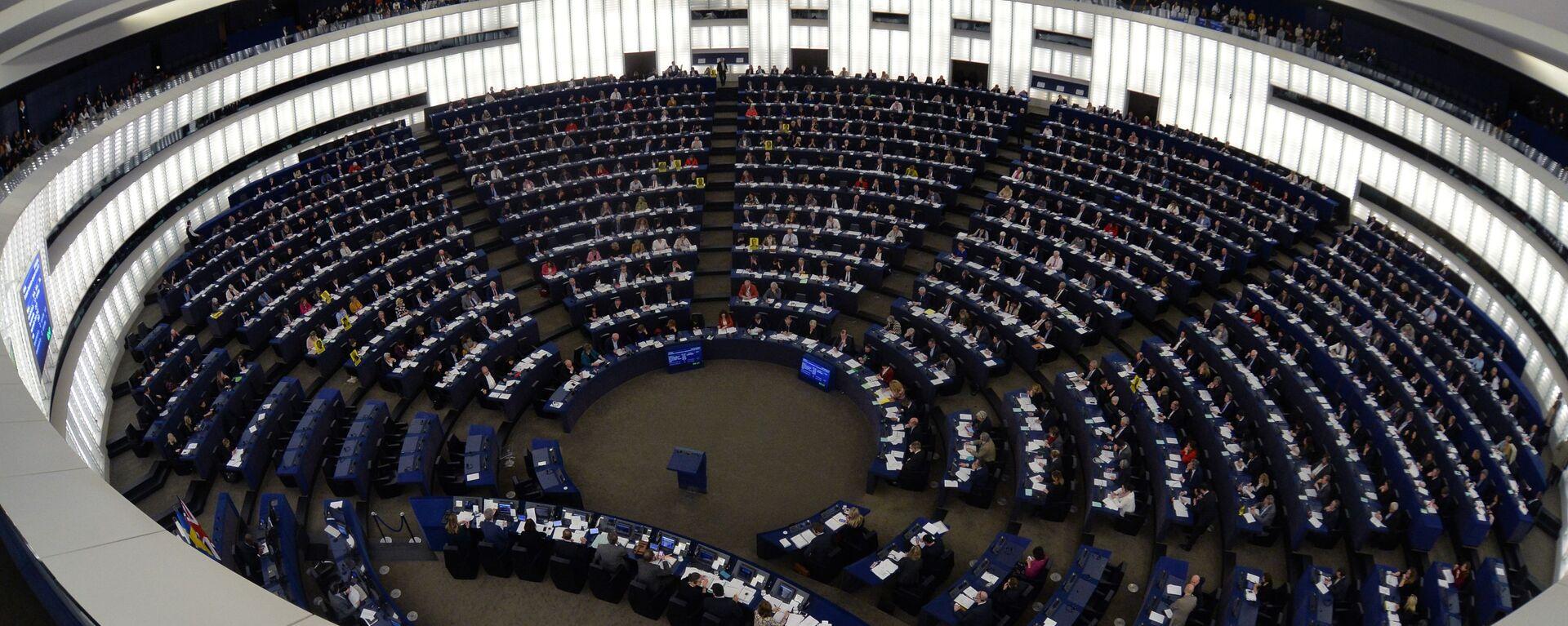 Заседање Европског парламента у Стразбуру - Sputnik Србија, 1920, 10.06.2021