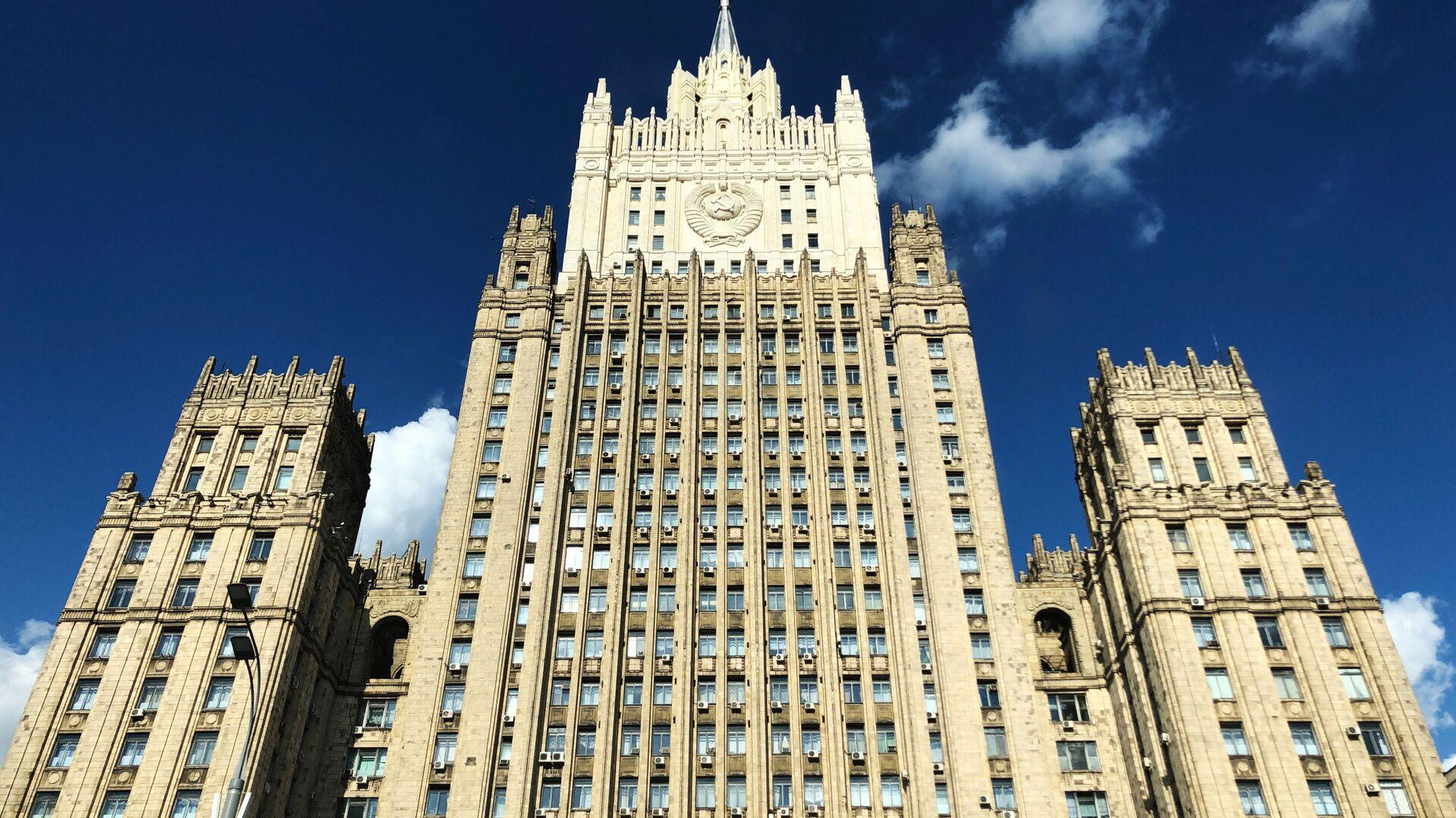 Zgrada Ministarstva spoljnih poslova Rusije u Moskvi - Sputnik Srbija, 1920, 30.09.2021