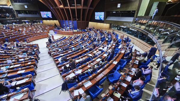 Sednica Parlamentarne skupštine Saveta Evrope - Sputnik Srbija