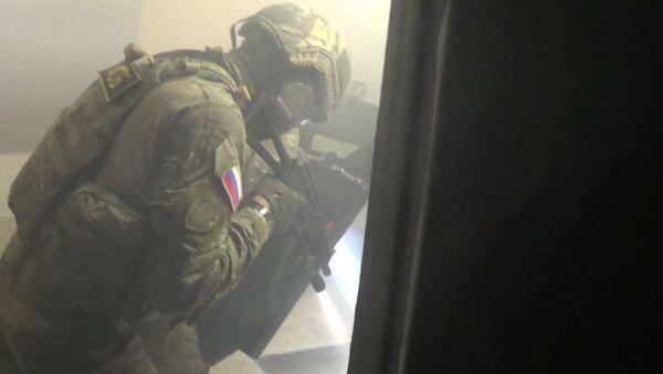 FSB sprečio teroristički napad u Rusiji (video) - Sputnik Srbija