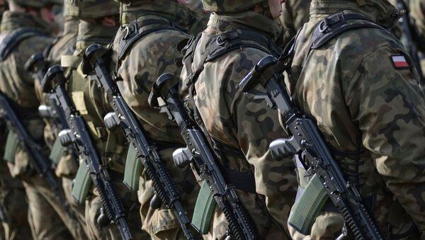 У Пољској се распоређује батаљон НАТО-а  - Sputnik Србија