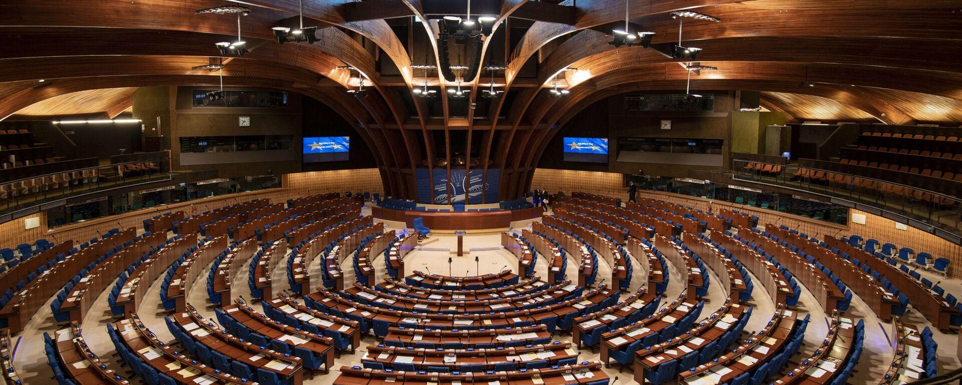 Заседање Парламентарне скупштине Савета Европе - Sputnik Србија, 1920, 26.01.2021