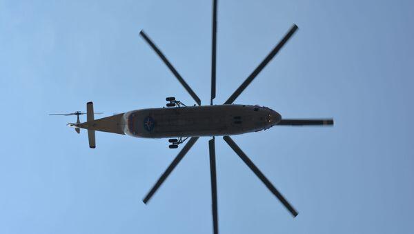 Prelet helikoptera - Sputnik Srbija