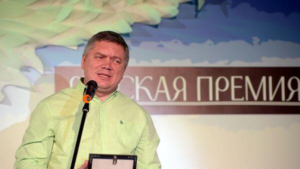 Руски писац Герман Садулајев - Sputnik Србија