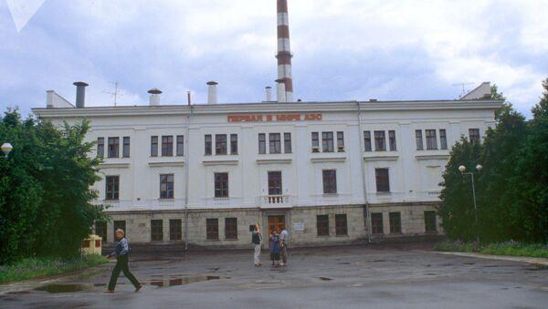 Прва нуклеарна електрана у граду Обњинску - Sputnik Србија