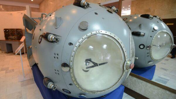Прва совјетска атомска бомба РДС-1 - Sputnik Србија