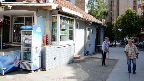 Radnje su zatvorene u znak protesta zbog taksi Prištine - Sputnik Srbija