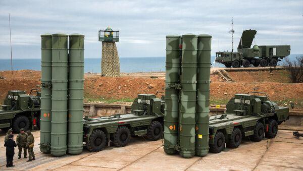 Противракетни системи С-400 Тријумф - Sputnik Србија