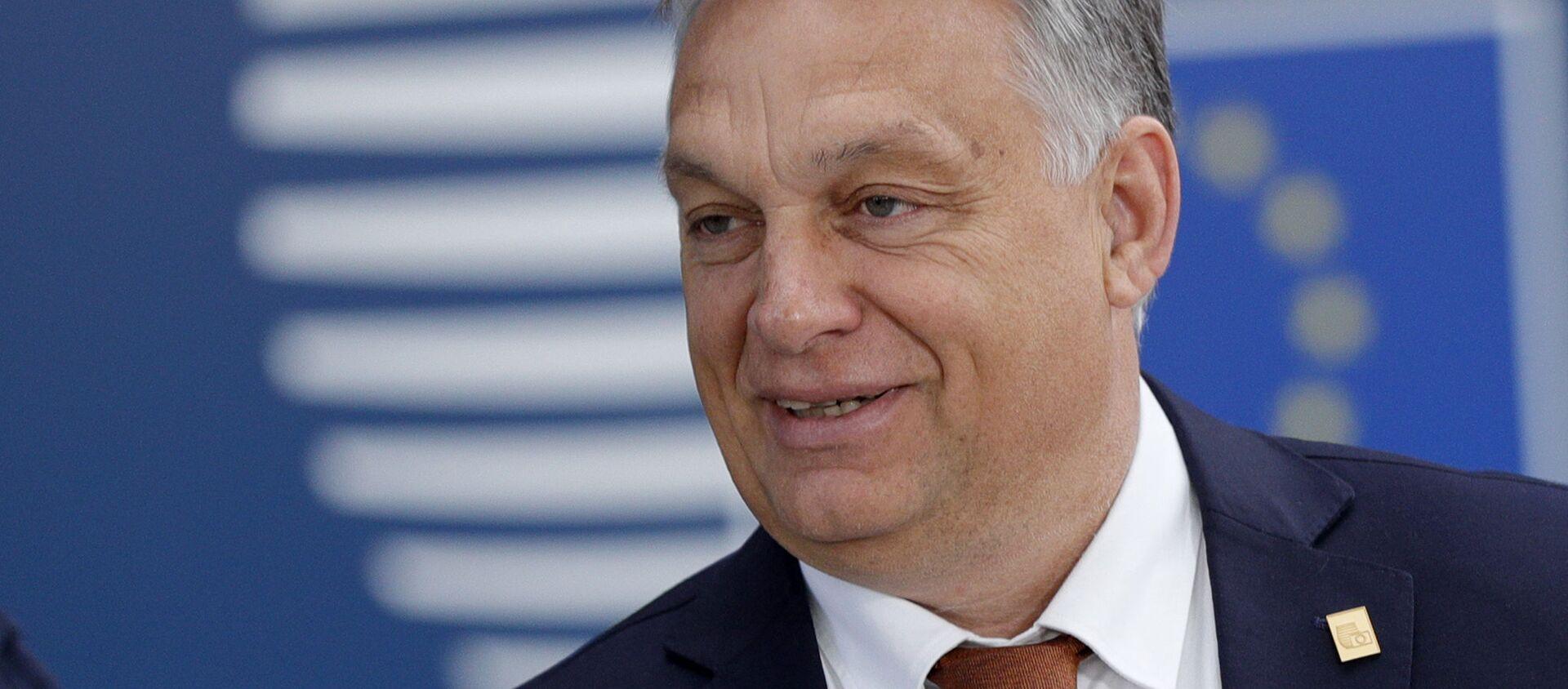 Виктор Орбан - Sputnik Србија, 1920, 06.07.2021