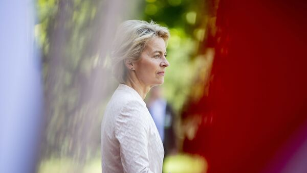 Ursula fon der Valen - Sputnik Srbija