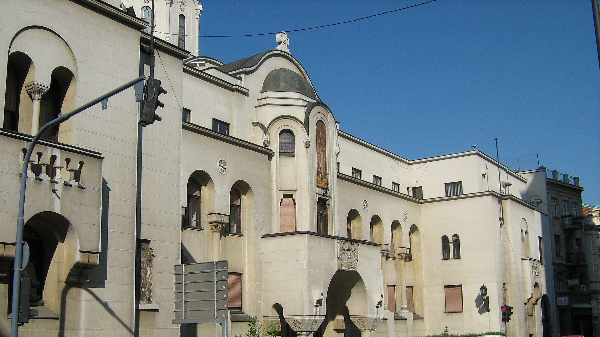 Beogradska patrijaršija - Sputnik Srbija, 1920, 12.09.2021