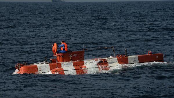 Podmornica za spasavanje Bester-1 - Sputnik Srbija