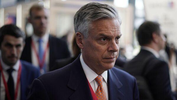 Ambasador SAD u Rusiji Džon Hantsman - Sputnik Srbija