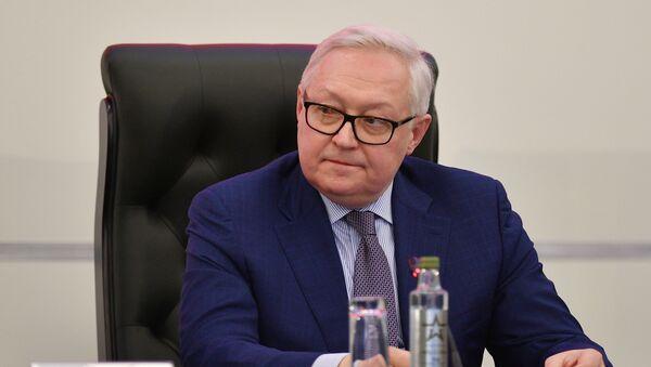 Министар спољних послова Русије Сергеј Рјабков - Sputnik Србија