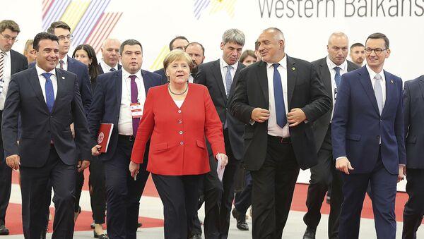 Samit u Poznanju - Sputnik Srbija