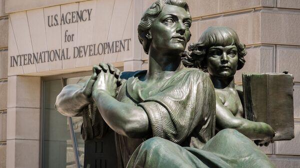 Sedište Američke agencije za međunarodni razvoj (USAID) u Vašingtonu - Sputnik Srbija