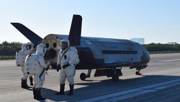 USAF X37B svemirska letelica - Sputnik Srbija