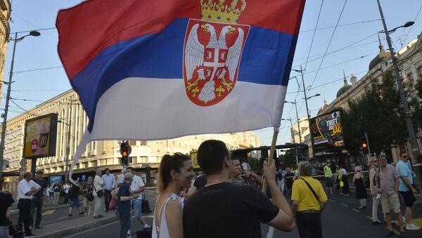 """Protest """"1 od 5 miliona"""" - Sputnik Srbija"""