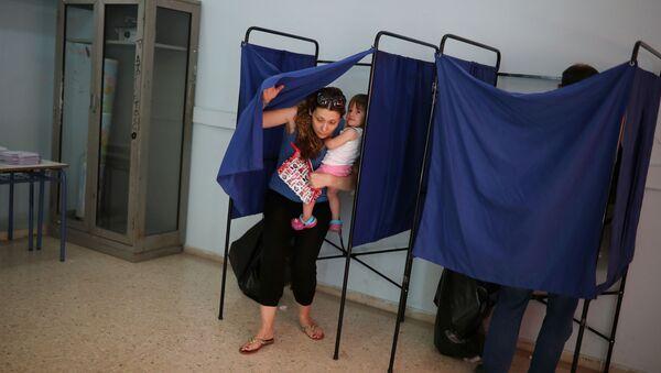 Избори, Грчка - Sputnik Србија