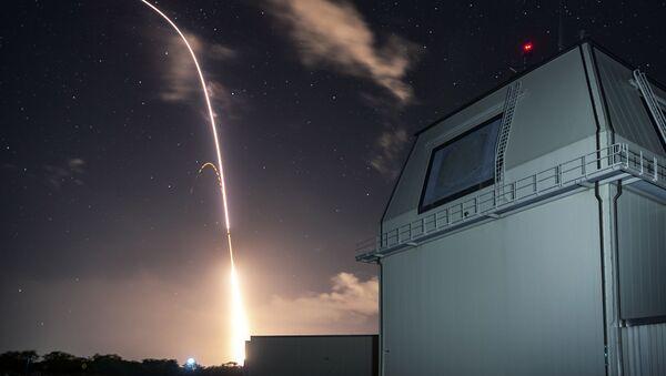 Ракетне пробе америчког противракетног система Егис ашор  - Sputnik Србија