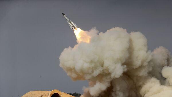 Иранска ракета С-200 - Sputnik Србија
