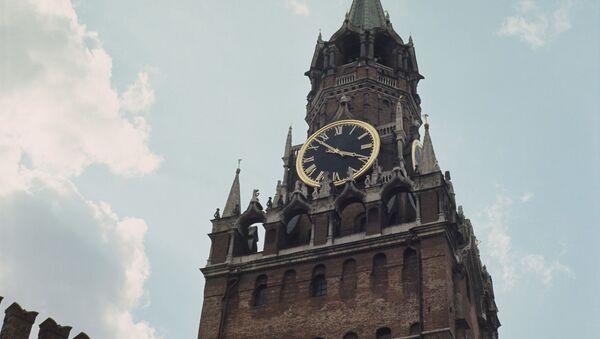 Spaska kula moskovskog Kremlja - Sputnik Srbija
