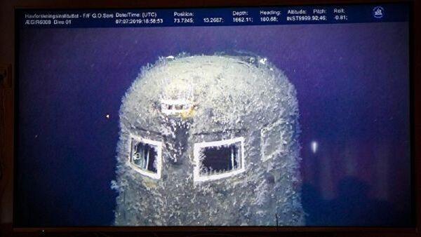 Норвешка забележила цурење радијације на руској подморници - Sputnik Србија