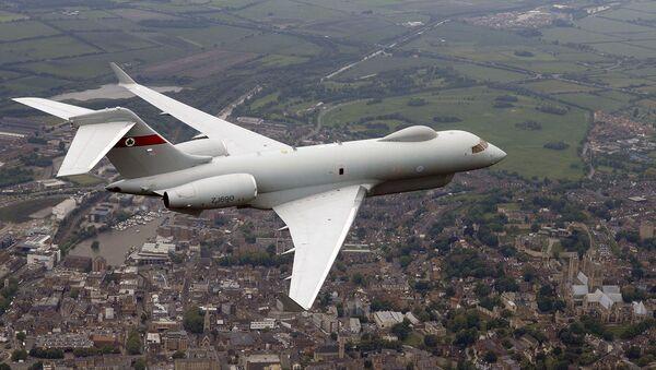 Avion Sentinel R.1 britanskog ratnog vazduhoplovstva - Sputnik Srbija