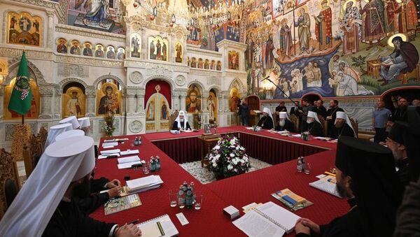 Синод Руске православне цркве - Sputnik Србија