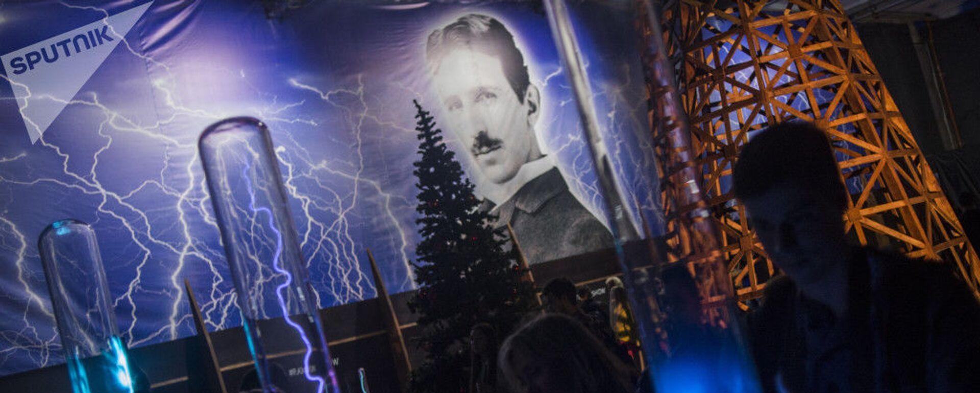 Никола Тесла: Прослава 160. годишњице у Москви - Sputnik Србија, 1920, 18.05.2021