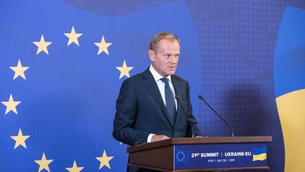 Председник Савета Европе Доналд Туск - Sputnik Србија