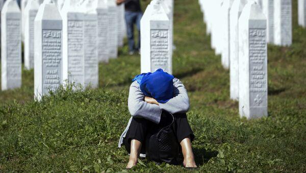 Komemoracija žrtvama u Srebenici - Sputnik Srbija
