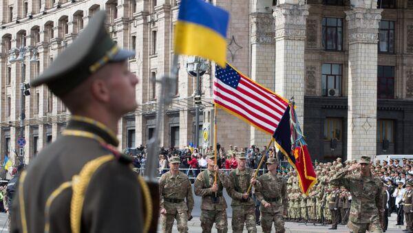 Ukrajina i SAD - Sputnik Srbija