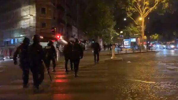 Neredi u centru Pariza - Sputnik Srbija