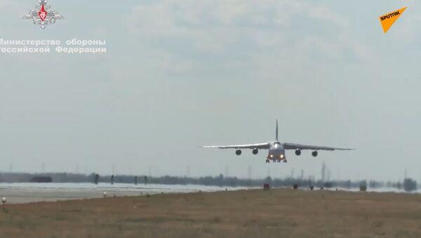 Слетање авиона са С-400 у Турску  - Sputnik Србија