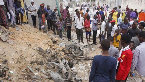 Последице терористичког напада у Сомалији - Sputnik Србија
