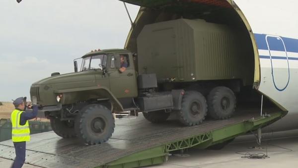 S-400 transport u Tursku - Sputnik Srbija