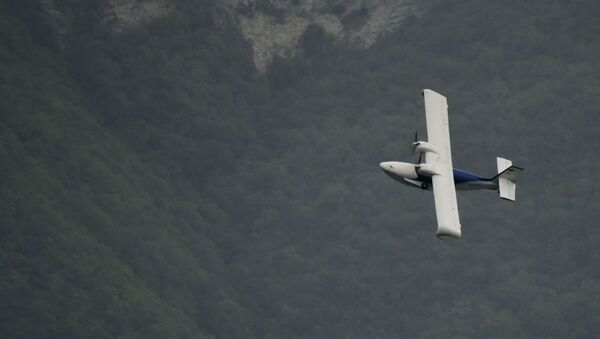Спортски авион - Sputnik Србија
