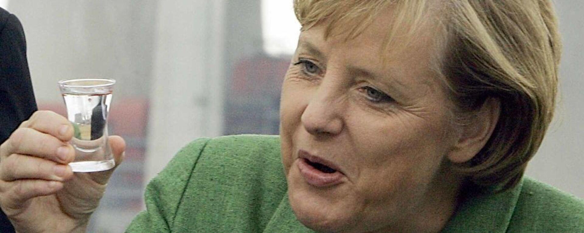 Angela Merkel - Sputnik Srbija, 1920, 14.09.2021
