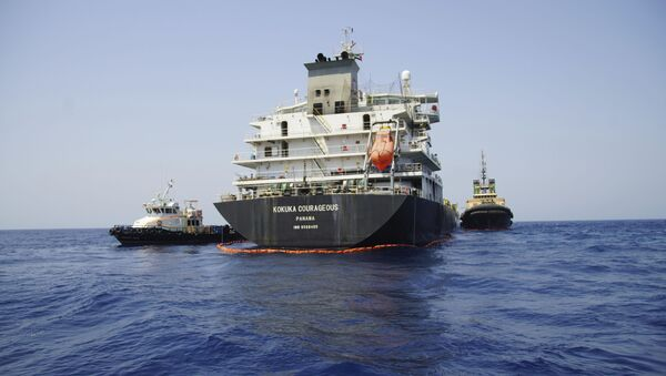 Tanker  - Sputnik Srbija