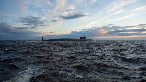 Ruska podmornica - Sputnik Srbija