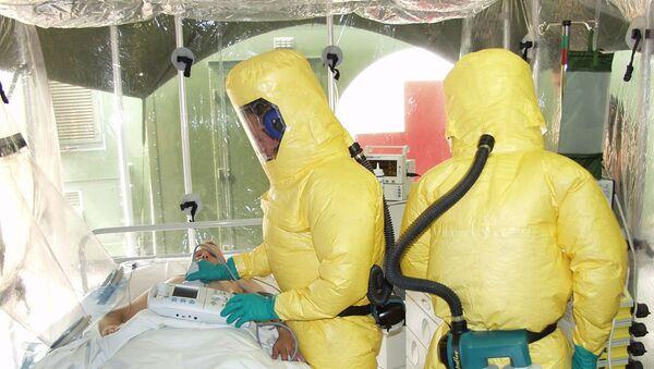 Ebola - Sputnik Srbija