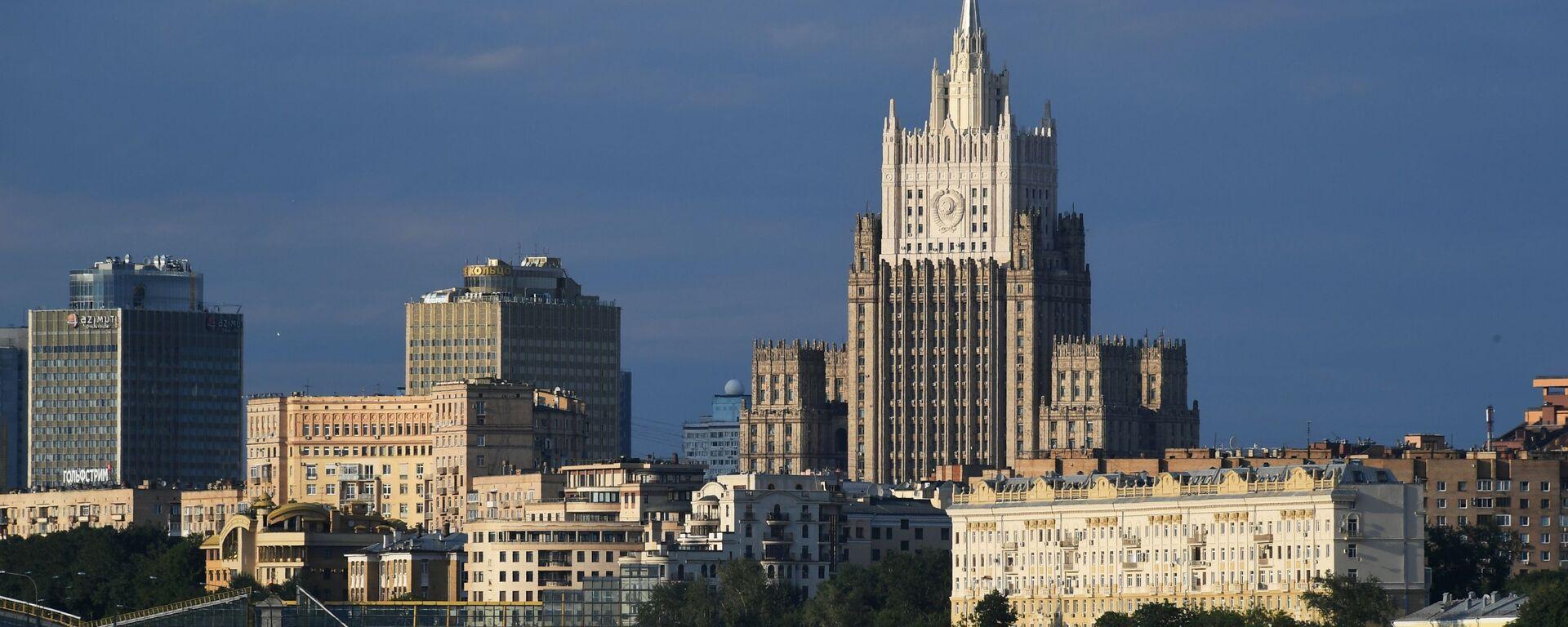 Zgrada MIP Rusije - Sputnik Srbija, 1920, 01.04.2021