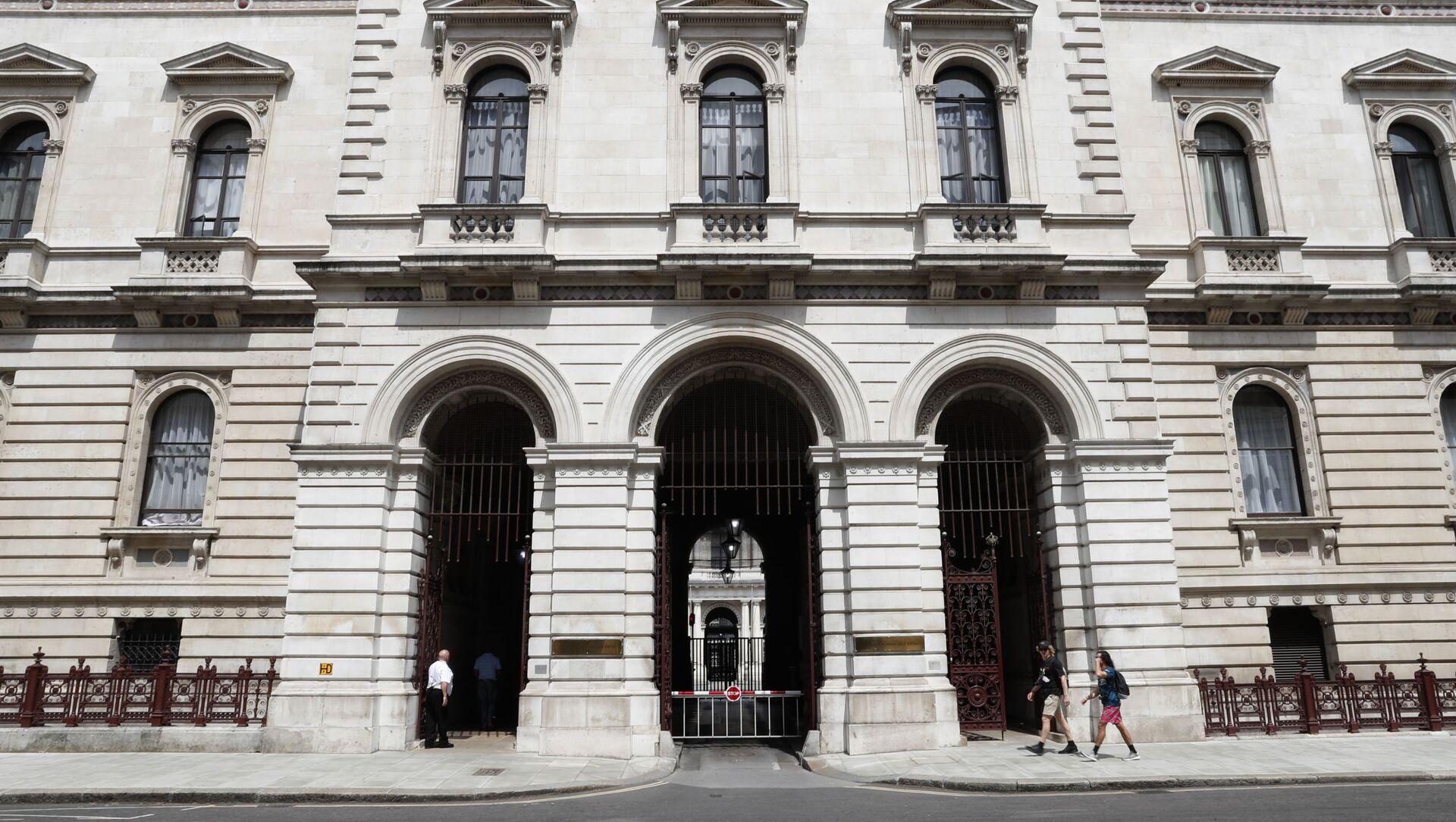 Зграда британског Министарства спољних послова у Лондону - Sputnik Србија, 1920, 13.06.2021