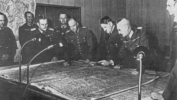 Sednica nemačkog Generalštaba, uoči operacije Barbarosa - Sputnik Srbija
