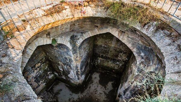 Непознати објекат на северозападном делу тврђаве Нарин кала могао би да представља најстарију цркву на свету - Sputnik Србија