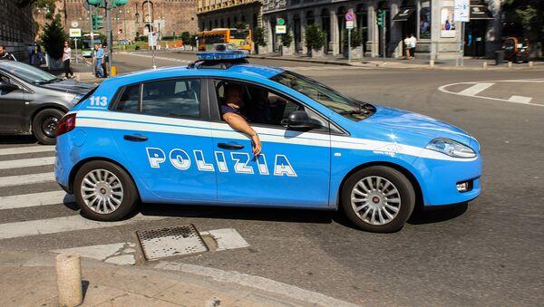 Италија полиција - Sputnik Србија