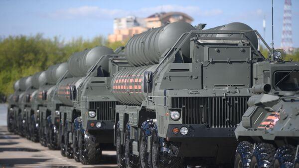 Руски противваздушни ракетни системи С-400 , камен спотицања између Турске и САД  - Sputnik Србија