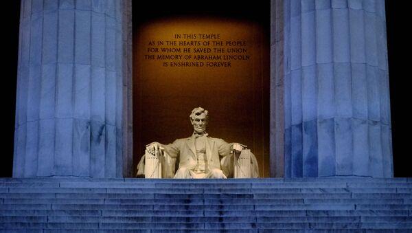 Споменик Линколну у Вашингтону - Sputnik Србија