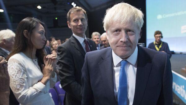 Novoizabrani premijer Velike Britanije Boris Džonson - Sputnik Srbija